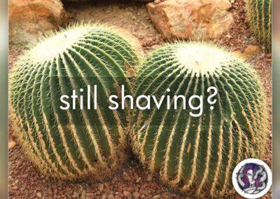 Snake Charmer Body Waxing - Still Shaving?