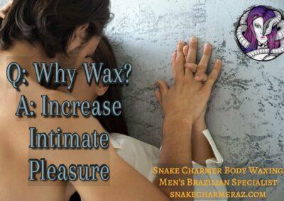 Snake Charmer Body Waxing - Intimate Meme