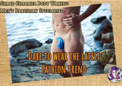 Snake Charmer Body Waxing - Fashion Meme